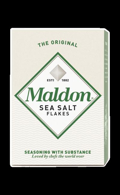 英國Maldon馬爾頓 天然海鹽(125g)