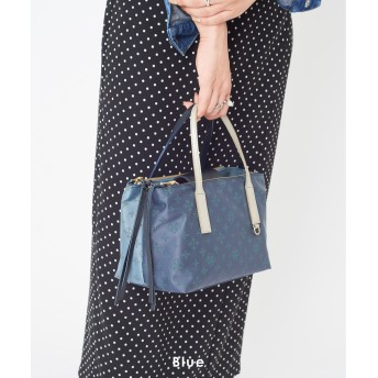 russet(ラシット)/W FACE TOTE BAG