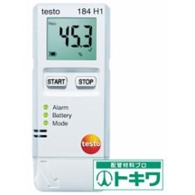 テストー 温度・湿度データロガ TESTO184H1 ( 4941586 )