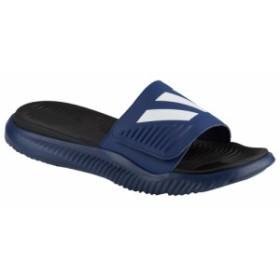 アディダス adidas メンズ サンダル シューズ・靴 Alphabounce Slide Dark Blue/White/Core Black