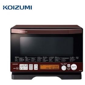 コイズミ オーブンレンジ KOR1801 レッド