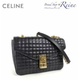 新品 セリーヌ(CELINE) Cミディアム キルテッド ショルダー 斜め掛け バッグ 18725
