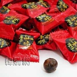 【韓購網】韓國紅蔘糖170g(大包)★紅蔘味十足、吃過的人都覺得不錯喔★從大包原裝散裝成小包,約50顆★韓國糖果紅蔘糖紅參糖人蔘糖人參糖[IA00006]