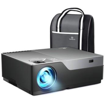 Vankyo 1080pフルHDプロジェクターV600 データプロジェクター 4500ルーメン 1920×1080ネイティブ解像度 4KフルHD対応 300インチ 大画面 高コントラスト5000:1