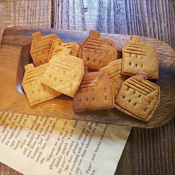 マクロビ波照間島黒糖クッキー