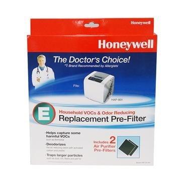 美國 Honeywell CZ除臭濾網 HRF-E2-AP  2入裝
