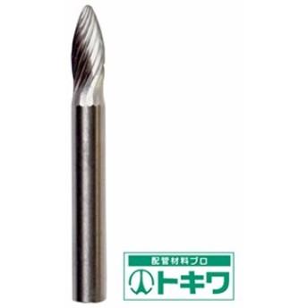NRS 超硬バー 軸径6(mm)楕円Sカット TCBT5400 ( 4355539 )