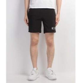 【セール】 ナンバー ランニング メンズショーツ パンツ 6インチ ポケット ランニングショートパンツ NB-S17-302-097 メンズ ブラック