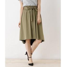 Couture Brooch / クチュールブローチ イレヘムリバーシブルスカート