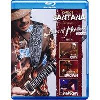 卡洛斯.聖塔納:蒙特勒藍調演唱會 Carlos Santana: Blues at Montreux 2004 (藍光Blu-ray) 【Evosound】