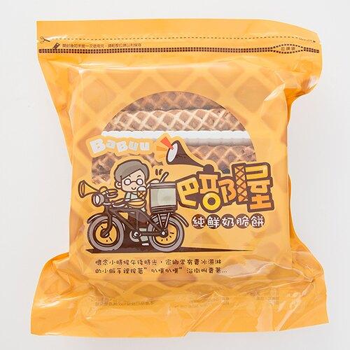 巴部屋工房-純鮮奶脆餅(原味)180g