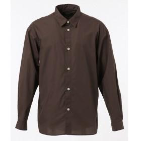 [マルイ]【セール】【洗える】ウォッシュドカラー シャツ/シェアパーク メンズ(SHARE PARK MENS)