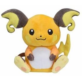 ポケモンセンターオリジナル ぬいぐるみ Pokemon fit ライチュウ