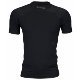 アンダーアーマー Under Armour メンズ トップス フィットネス・トレーニング Rush Compression T-Shirt Black/Black