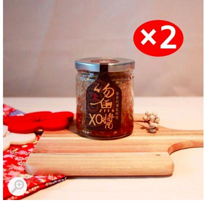 【向記】吻魚XO醬(2入福氣組桃園十大伴手禮 ⋆無防腐劑 ⋆無人工添加物