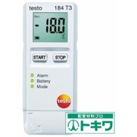 テストー 温度データロガ TESTO184T3 ( 4941616 )