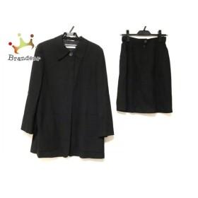 マックスマーラ Max Mara スカートスーツ サイズ42 M レディース 黒   スペシャル特価 20190830【人気】