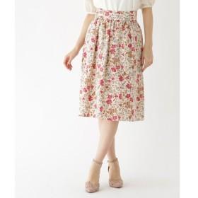 Couture Brooch / クチュールブローチ タペストリープリントスカート