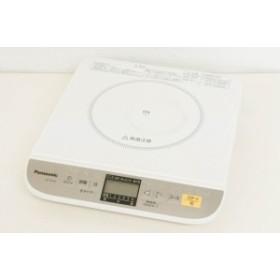 【中古】Panasonicパナソニック 卓上IH調理器 KZ-PH32