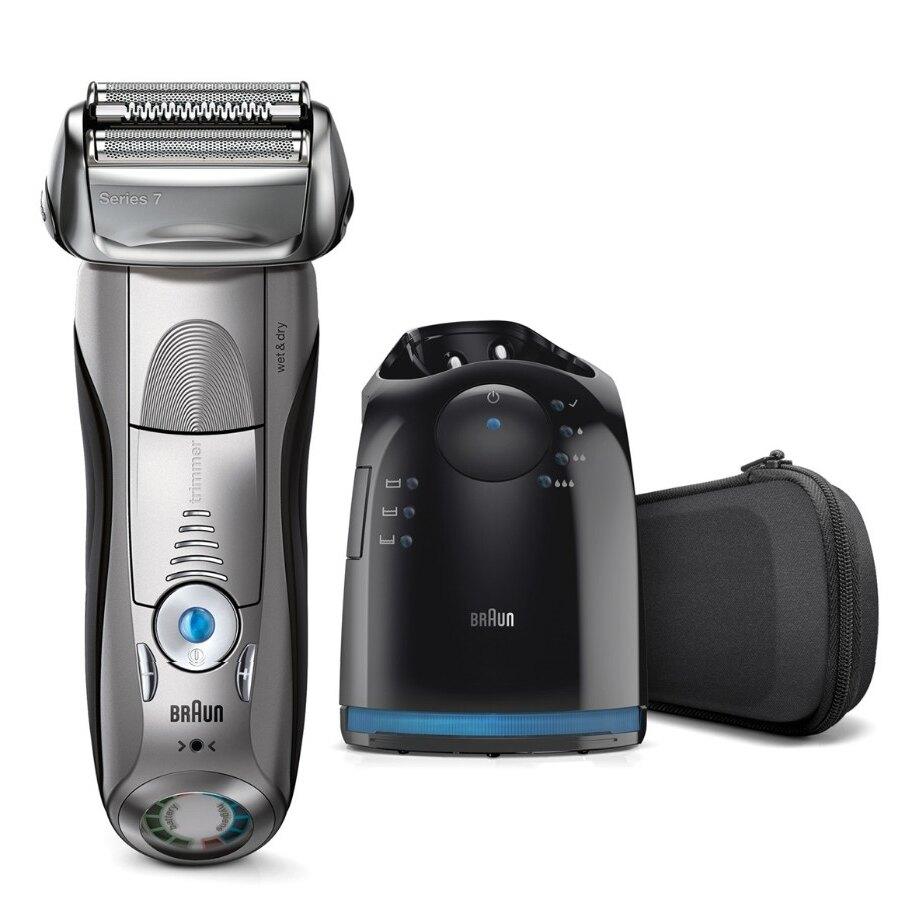 德國百靈 BRAUN 7系列智能音波極淨電動刮鬍刀 7899CC