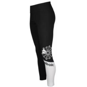 リーボック Reebok レディース スパッツ・レギンス インナー・下着 Always Classic Logo Leggings Black