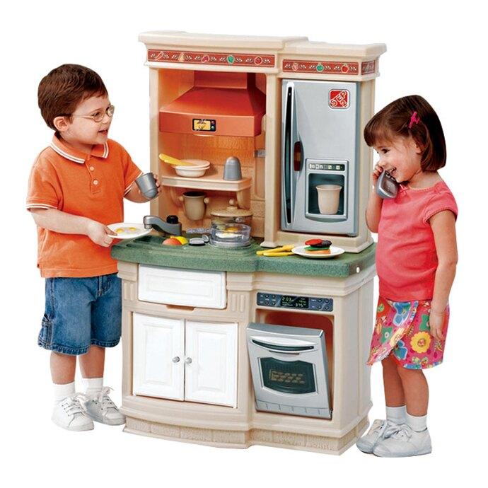 【華森葳兒童教玩具】扮演角系列-Step2 法式廚房 A4-7546