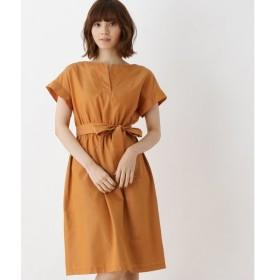 Couture Brooch / クチュールブローチ 【WEB限定サイズ(LL)あり】ウエストリボンワンピース