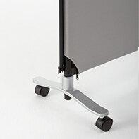 【日本林製作所】《ZIP LINK配件》安定腳輪(有輪子)