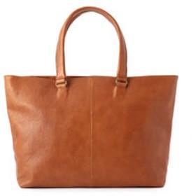 【メンズビギ:バッグ】【JOYA】ベジタブルタンニンオールレザートートバッグ