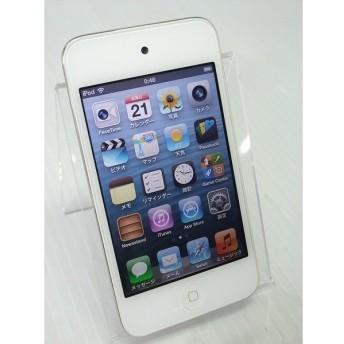 中古 デジタルメディアプレーヤー Apple iPod touch 第4世代 8GB ブラック Model A1367 MD057J/A
