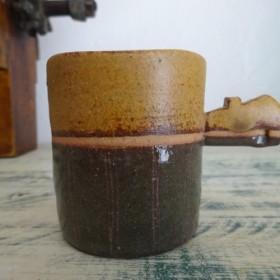 『家マグ61』マグカップ/フリーマグ/コーヒーカップ/ホットミルク/花入れ