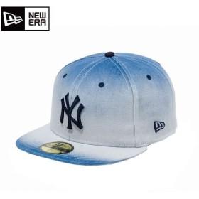 NEW ERA ニューエラ 59FIFTY グラデーションデニム ニューヨーク・ヤンキース 11899302