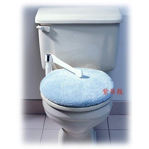 KidCo 馬桶蓋安全鎖/馬桶保護鎖【商品稍有瑕疵,金額賠錢出售】【紫貝殼】