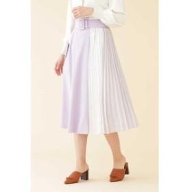 ジルバイジルスチュアート(JILL by JILLSTUART)/|ar 4月号掲載||stedy 4月号掲載|◆トレンチミックススカート