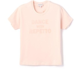 Repetto(レペット)/DANCE WITH REPETTO T-shirt - KIDS