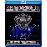 天堂與地獄:無線電城音樂廳現場 Heaven & Hell: Live from Radio City Music Hall 2007 (藍光Blu-ray) 【Evosound】