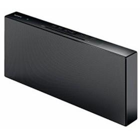 ソニー SONY マルチコネクトミニコンポ CMT-X7CD : Bluetooth/Wi-Fi/AirPlay/FM/AM/ワイドFM対応 ブラック CMT-X7CD B 中古商品 アウトレ