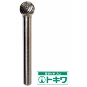 NRS 超硬バー 軸径6(mm)球Sカット TCBT7600 ( 4356411 )