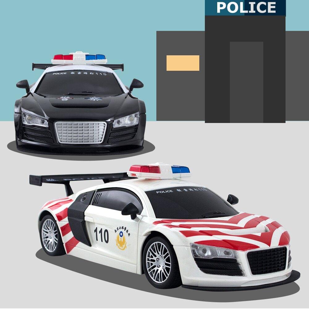 【瑪琍歐玩具】四通遙控警車/ M9070 2021禮物 玩具