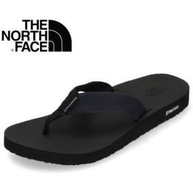 ザ ノースフェイス レディース メンズ サンダル NF51922-UK フラッフィーフリップフロップ2 ネイビー THE NORTH FACE セール