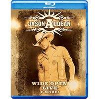 傑森.阿爾丁:大放異彩 Jason Aldean: Wide Open Live & More (藍光Blu-ray) 【Evosound】