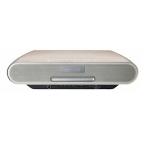 パナソニック ミニコンポ ハイレゾ音源対応 Bluetooth対応 ウォームゴールド SC-RS55-N 中古商品 アウトレット