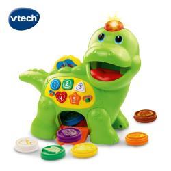【Vtech】小恐龍餵食學習組-行動