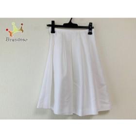ナラカミーチェ NARACAMICIE スカート サイズ0 XS レディース 白 新着 20190621