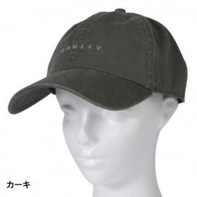 オークリー キャップ 6 PANEL REFLECTIVE HAT 912116-86V カーキ 帽子 OAKLEY