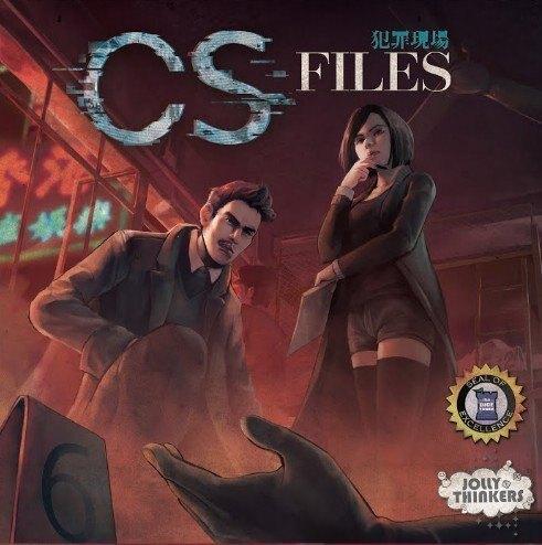 犯罪現場 CS-Files 繁體中文新版CSI 高雄龐奇桌遊 正版桌遊專賣 MORE FUN