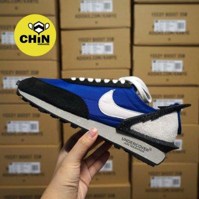 ☆CHIN代購☆UNDERCOVER x NIKE DAYBREAK BLUE 藍黑 復古 慢跑鞋 BV4594-400