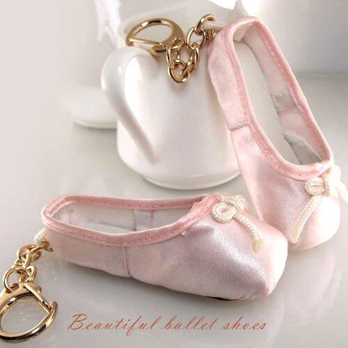 *╮寶琦華Bourdance╭*甜心芭蕾舞禮品配件☆BOD迷你舞鞋鑰匙圈【89030003】