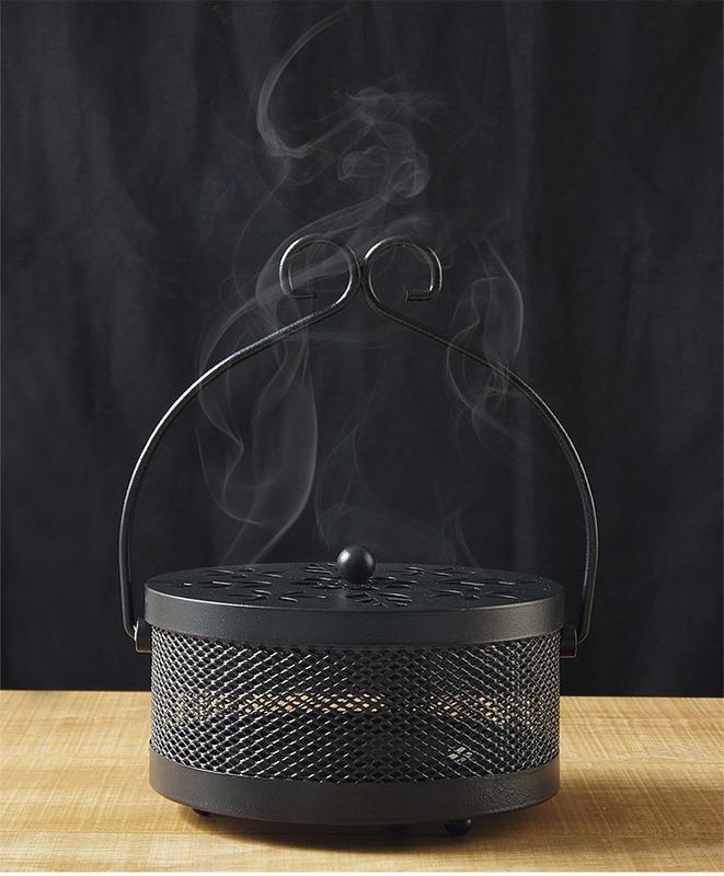 鏤空復古美型蚊香盒