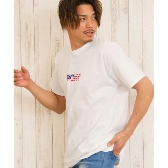 シルバーバレット PONYFLAG PONY TEE メンズ ホワイト L 【SILVER BULLET】